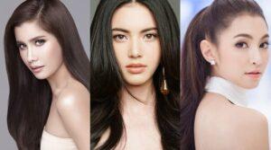 ดาราไทยสวยติดอันดับโลก
